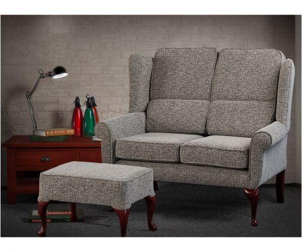 Sweet Dreams Maple Fabric Armchair