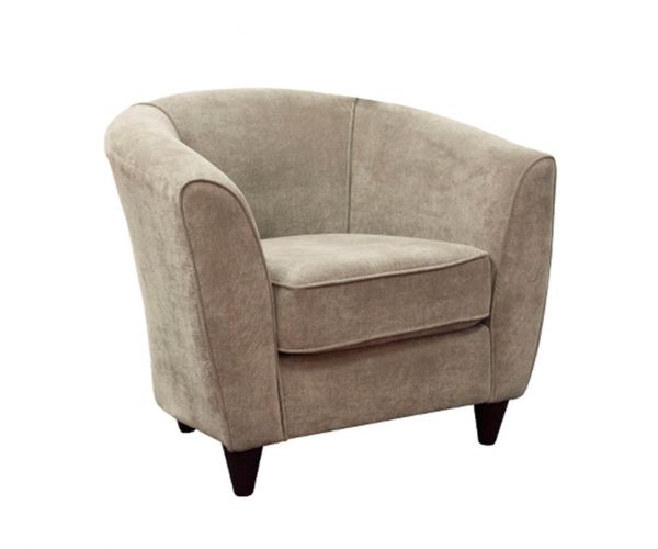 Buoyant Upholstery Mary Fabric Tub Chair
