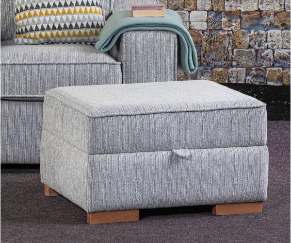 Sweet Dreams Medium Storage Fabric Stool