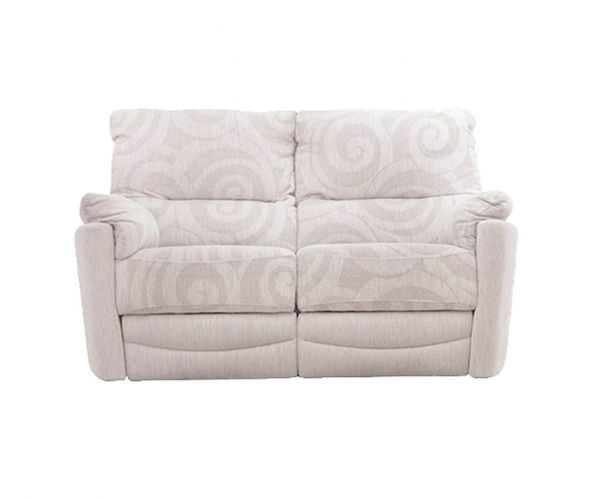 Buoyant Upholstery Metro Fabric Recliner 2 Seater Sofa