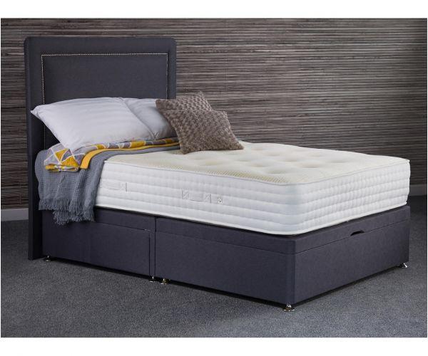 Sweet Dreams Mia Ortho 2000 Pocket Sprung Ottoman Divan Bed Set