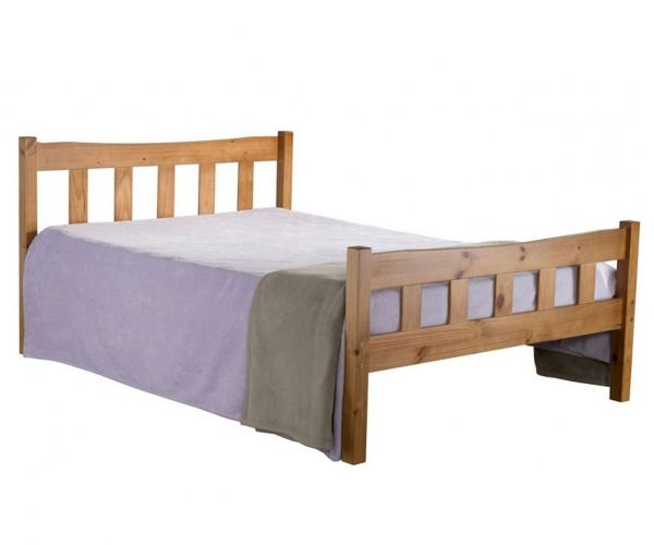 Birlea Furniture Miami Pine Bed Frame