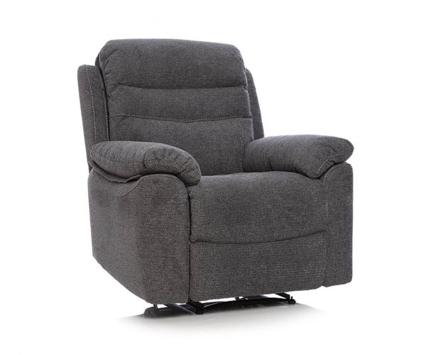 GFA Minnesota Nickel Fabric Chair