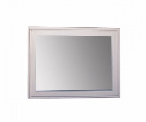 Furniture Link Wellington White Mirror