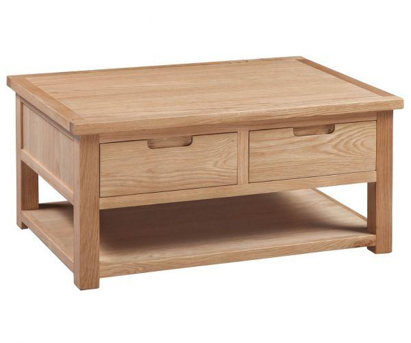 Homestyle GB Moderna Oak Coffee Table