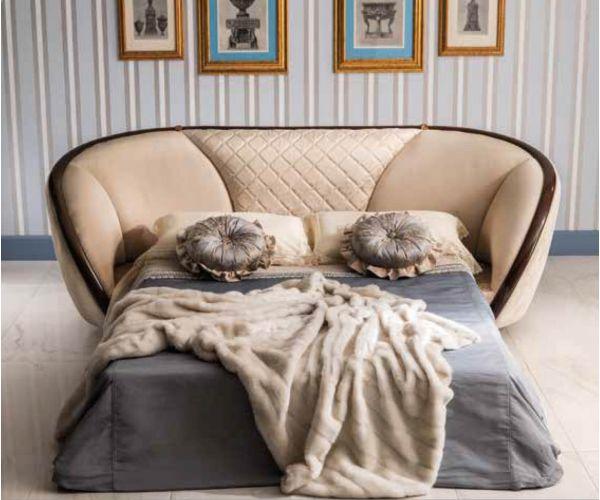 Arredoclassic Modigliani Italian 3 Seater Sofa Bed