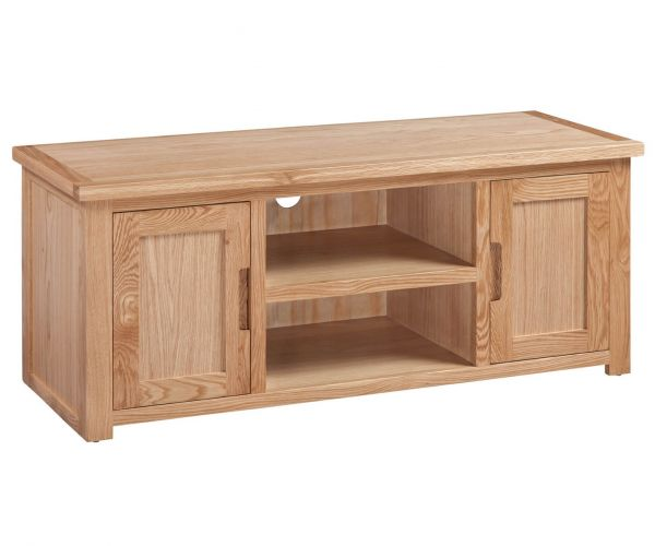 Homestyle GB Moderna Oak Large TV Cabinet