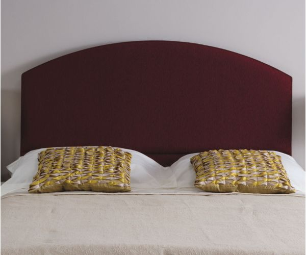 Swanglen Monaco Floor Standing Fabric Headboard