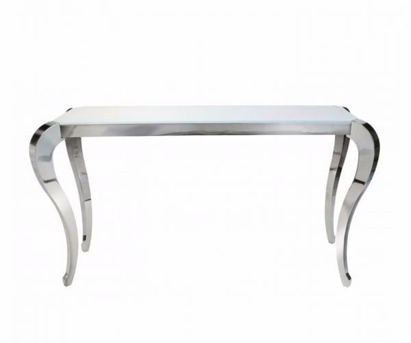 Greenapple Furniture Moulin Glass Console Table