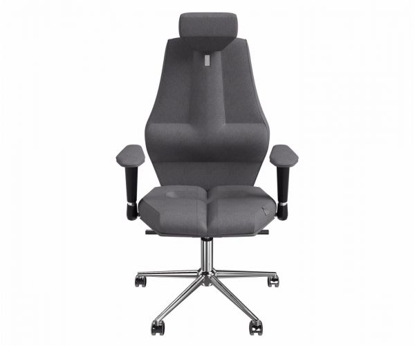 Kulik Nano Grey Ergonomic Armchair