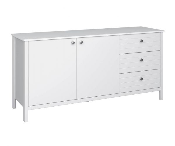 Steens New York 2 Door 3 Drawer Sideboard