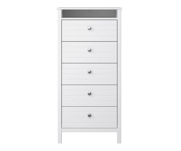 Steens New York 5 Drawer Narrow Chest
