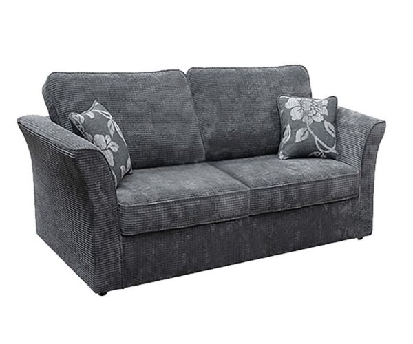 Buoyant Upholstery Newry Fabric 3 Seater Sofa Bed