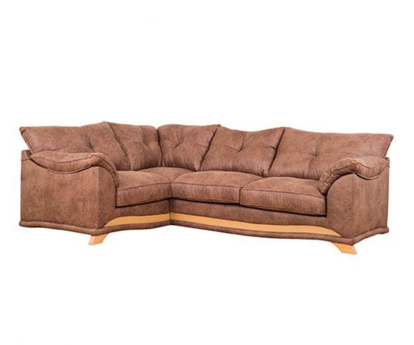 Buoyant Upholstery Nicole Fabric 2 Piece Corner Unit