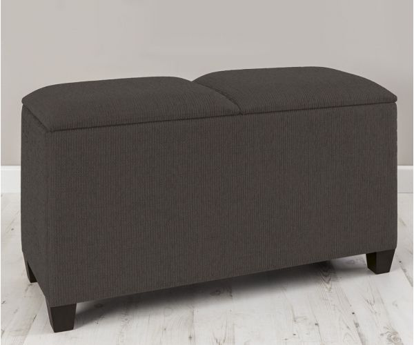 Swanglen Normandy 96cm Wide Storage Ottoman