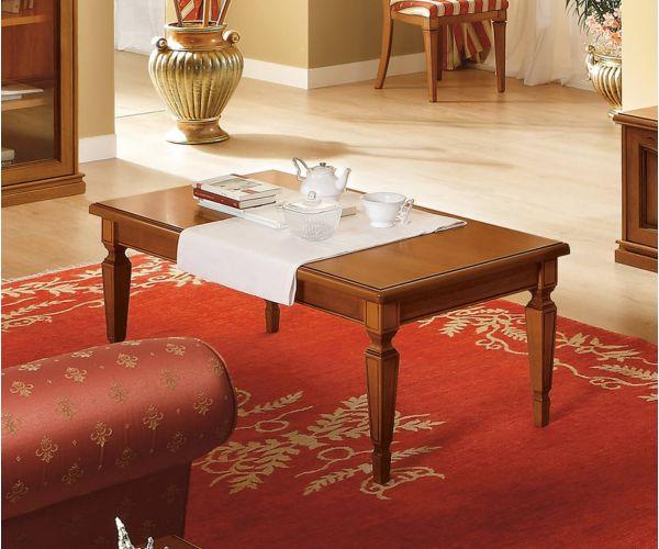 Camel Group Nostalgia Walnut Coffee Table