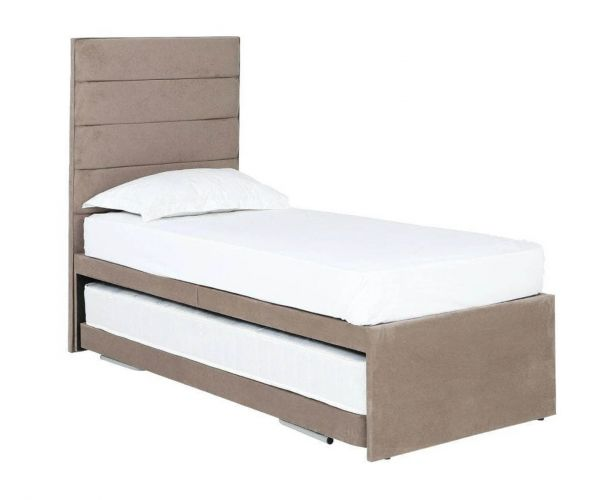 Serene Furnishings Nyla Guest Divan Bed Base with Trundle