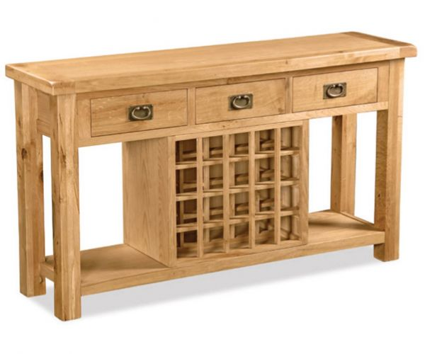 Global Home Salisbury Open Sideboard