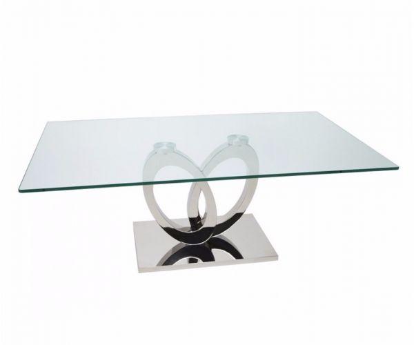 Greenapple Furniture Orion Glass Coffee Table