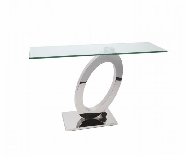 Greenapple Furniture Orion Glass Console Table