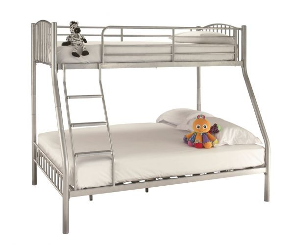 Serene Furnishings Oslo Three Sleeper Bunk Bed