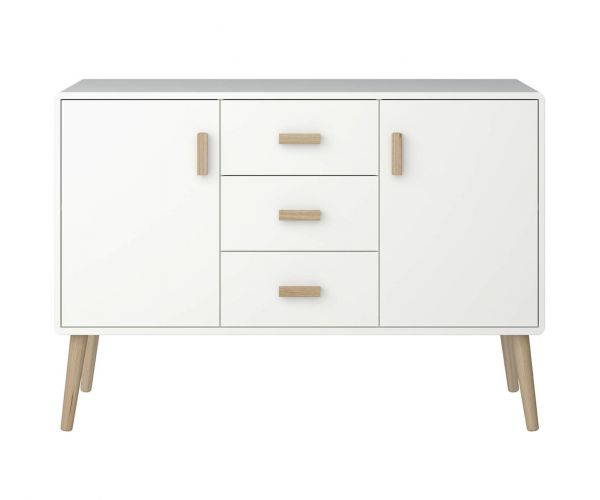 Steens Pavona 2 Door 3 Drawer Sideboard
