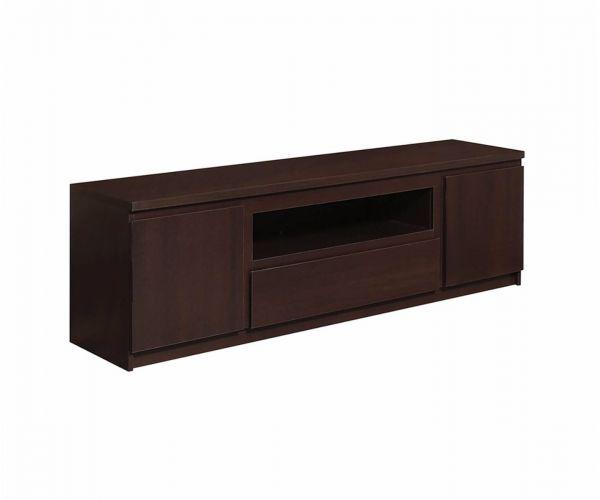 FTG Pello 2 Door 1 Drawer Wide TV Cabinet