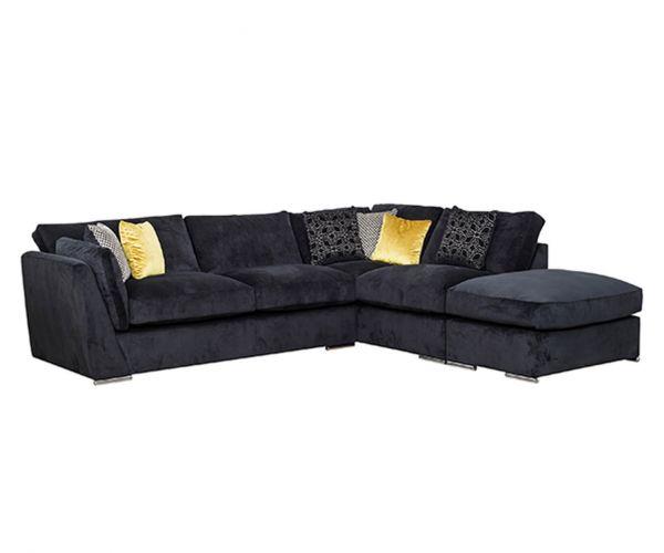 Buoyant Upholstery Phoenix Fabric 2 Piece Corner Unit