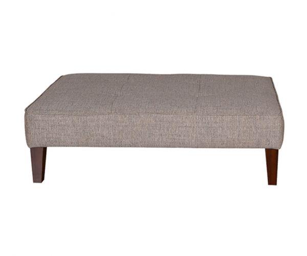 Buoyant Upholstery Throne Large Footstool