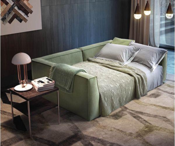 Camel Group Piuma Fabric Customize Sofa Set