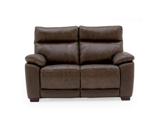 Vida Living Positano Brown 2 Seater Sofa