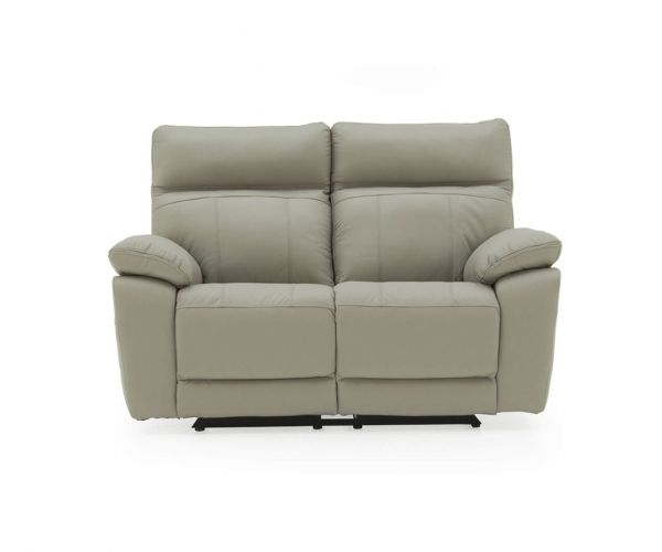 Vida Living Positano Recliner Grey 2 Seater Sofa