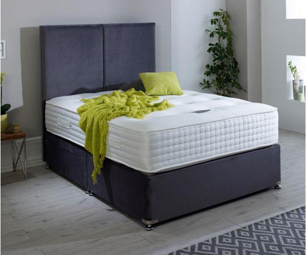 Dura Beds Pocket 2000 Divan Bed Set