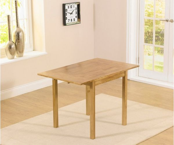 Mark Harris Promo Rectangular Extending Dining Table Only