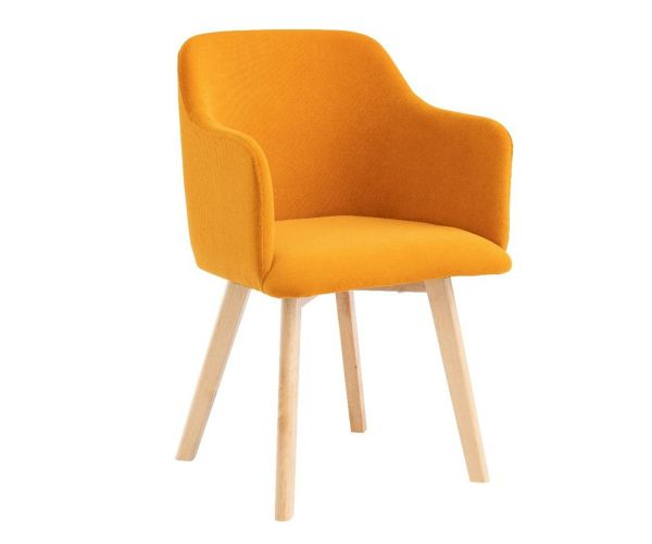 Derrys Furniture Rander Mustard Armchair
