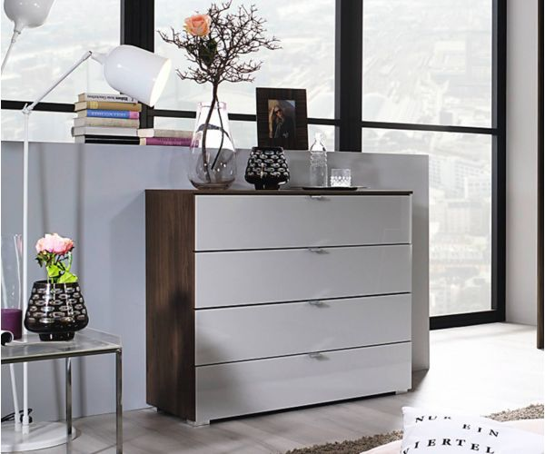 Rauch Erimo Wide 4 Drawer Chest
