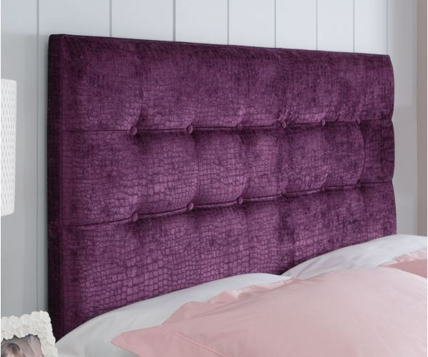 Swanglen Ravello Floor Standing Fabric Headboard