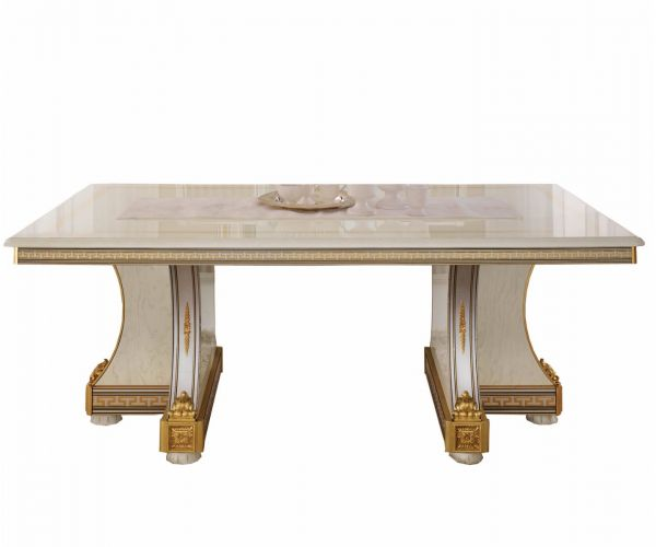 Arredoclassic Liberty Italian Rectangular Extending Dining Table