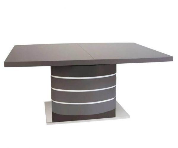 Greenapple Furniture Rimini Grey Extending Dining Table Only