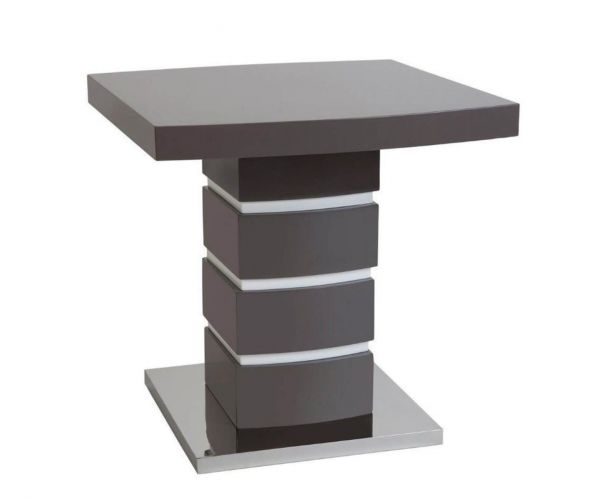 Greenapple Furniture Rimini Grey Lamp Table