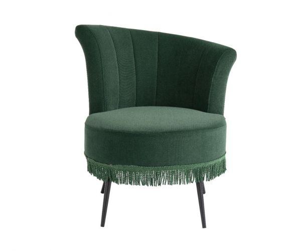 Derrys Furniture Rita Green Cocktail Chair