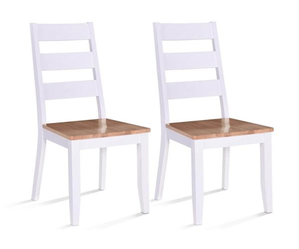 Vida Living Rona Grey Dining Chair in Pair