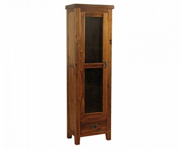 Annaghmore Roscrea 1 Door Display Cabinet
