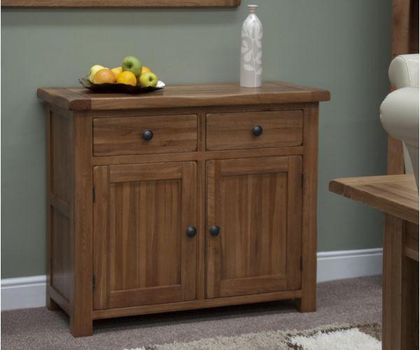 Homestyle GB Rustic Oak Small Sideboard