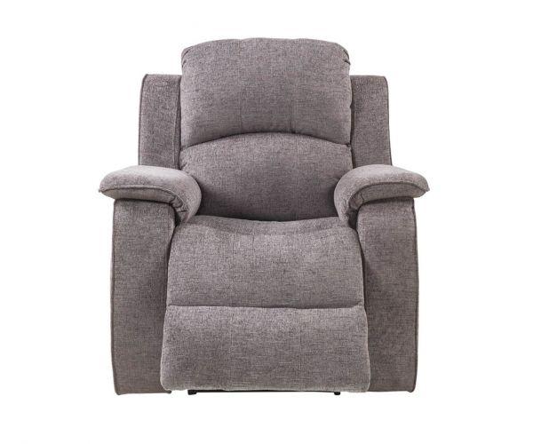 Sweet Dreams Rutland Dusk Fabric Manual Recliner Chair