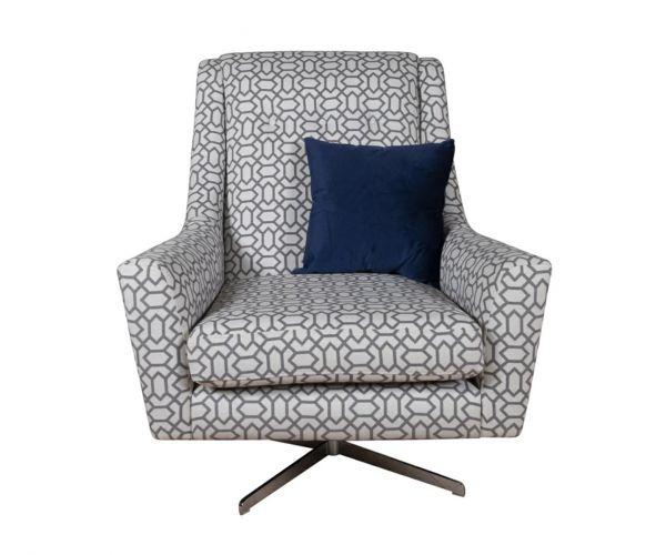 Buoyant Upholstery Salute Swivel Chair