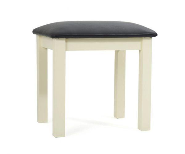 Mark Harris Sandringham Cream Dressing Table Stool