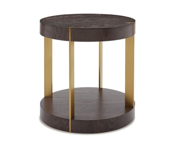 Derrys Furniture Sanremo Round Lamp Table