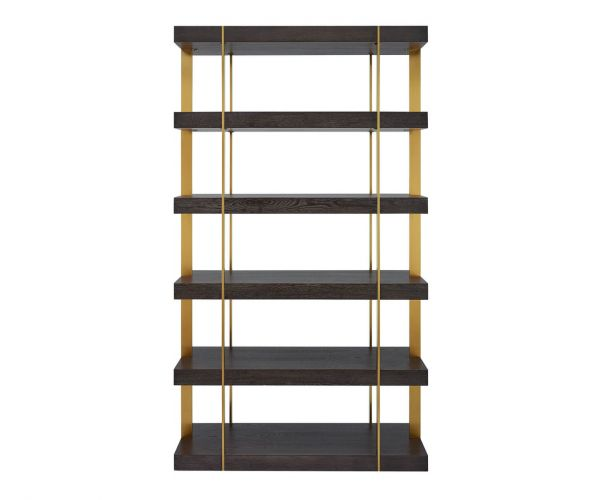 Derrys Furniture Sanremo Open Bookcase