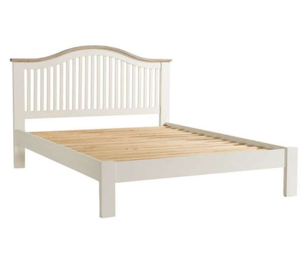 Annaghmore Santorini Painted Bed Frame